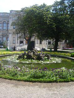 Garden of Yıldız Palace, Istanbul, Turkey