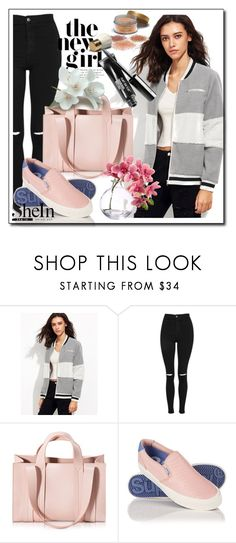"""""""SheIn"""" by rizvic95 ❤ liked on Polyvore featuring Topshop, Corto Moltedo and Superdry"""