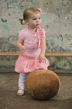 So cute! Z8 girl in fresh pink