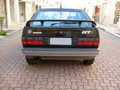 Volkswagen Gol GTI 1994