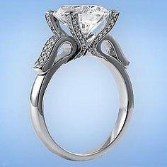 Vintage diamond ring.  #wonderful-bling