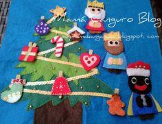 Navidad Quiet Book