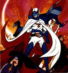 Battle of the Planets!  My all time fav cartoon of all time!!!