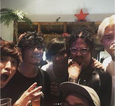 [Alexandros]川上洋平・庄村聡康2017/8/16 UKFCありがとうございました!ラブ! #ukfc2017 https://www.instagram.com/p/BX2-DIxlgTv/