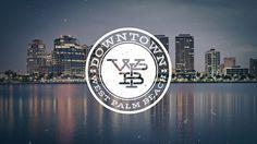 Downtown West Palm Logo