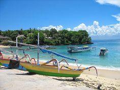 Pantai Selagimpak - Tempat Wisata di Nusa Lembongan Bali