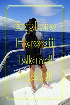 Save for later or click here to read about Maui, Hawaii and some of the areas to check out!
