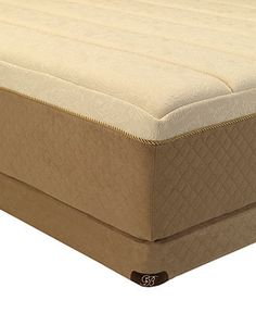 Icomfort By Serta Full Mattress Set Prodigy Plush Mattress Memory Foam Latex Foam Home