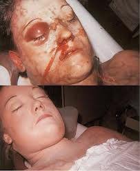 mortuary makeup - they sure did a good job!