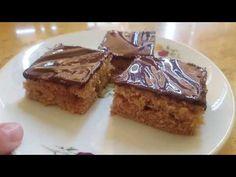 Hrnčekový čokoládový koláč | Varenie s Viky - YouTube Healthy Diet Recipes, Granola Bars, Health Tips, Desserts, Youtube, Food, Deserts, Dessert, Meals