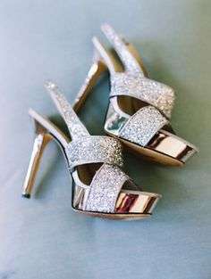 Chic shoes: http://www.stylemepretty.com/destination-weddings/2015/04/24/whimsical-elegant-backyard-wedding-inspiration/ | Photography: Wendy Laurel - http://www.wendylaurel.com/