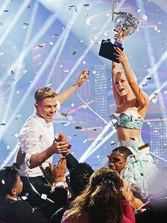 Dancing with the Stars Winner Is ... Kellie Pickler