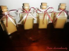 I Hope~Diverse Beauty: Food + DIY: Coquito (Gift Idea)