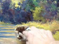 ▶ Scumbling, glazing, and dry brush 2 of 3 - YouTube