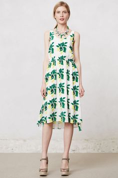 Lemon Tree Dress - Anthropologie.com