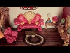 ▶ Casinha com miniaturas - YouTube