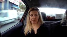 A disturbing taxi ride