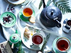 """Tea Rituals Around the World,"" Conde Nast Traveller (16 December 2014). A cup of tea isn't merely a drink: It's the history of the world itself."