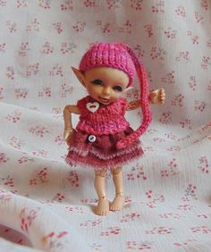 RealPuki Dress and Hat Set by SSmartRaggs on Etsy