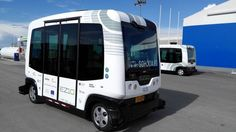 The Finnish capital is testing automated buses on public roadways over the next…