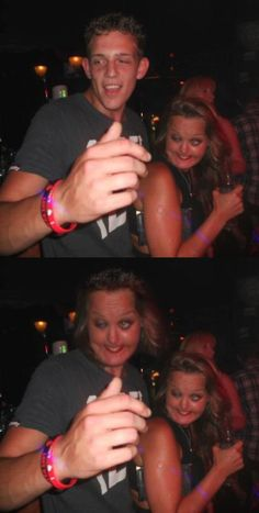 face transplant girl at the bar Funny Pictures Random Humor Epic Fails worst awkward bad family photos weird worst tattoos bad tattoos stupi...