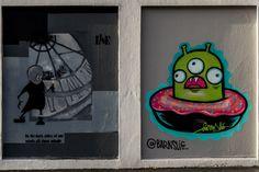 Unique Flowers, Bergen, Abandoned Places, Street Art, Original Art, Vintage, Old Abandoned Houses, Vintage Comics, Ruins