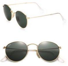 Ray-Ban Round Sunglasses = LOVE