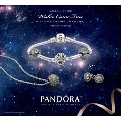Wish Upon A Star Gift Set Bundle, Black Friday Promo, Save $160 - Pandora Mall of America, MN