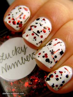 Lynnderella - Lucky Numbers.  I need to add this one to my collection stat