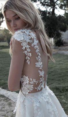 Idan Cohen 2017 Wedding Dresses 3 | Deer Pearl Flowers