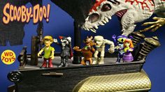 SCOOBY DOO Friends & Foes Action Figure Collection Vs Hybrid Rampage Ind...