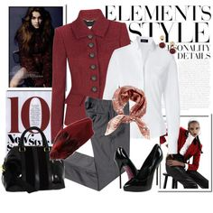 Untitled #944, created by ladydelicat on Polyvore