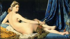 Grand Odalisque 1814