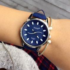 DADE Wrist Watch Women Watches 2017 Famous Brand Female Clock Quartz Watch Ladies Quartz-watch Montre Femme Relogio Feminino