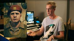 Ludvig Forssell (MGS V and Death Stranding) Composer was one of the in game soviet soldiers. #MetalGearSolid #mgs #MGSV #MetalGear #Konami #cosplay #PS4 #game #MGSVTPP