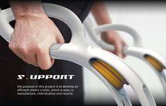 SUPPORT Crutch