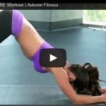 21 day fix core workout  The 21 Day Fix program is a unique portion-control system combined with easy-to-follow 30-minute workouts that fit into anyone's busy schedule. Trainer Autumn Calabrese shares her passion for food and fitness as she shows you how to make simple choices that add up to life-changing results.