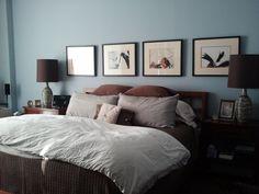 NY Master Bedroom