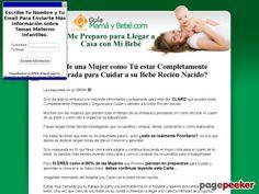 Embarazada , Preparate para llegar a casa con tu Bebé - Cuidados del Bebé Recién Nacido.