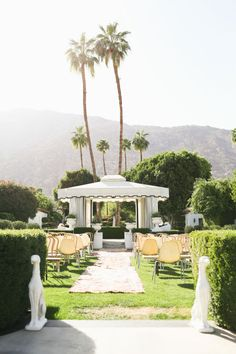 These Properties Are Perfect for a Spring Wedding