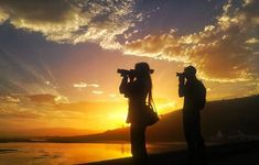 Check out our link in bio to book your place on an African adventure with us . Photography Courses, Sunset Sky, Landscape Photography, African, Celestial, Adventure, Places, Check, Books