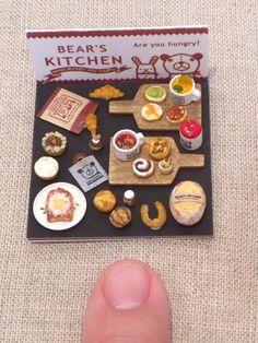 2016, Bear's Kitchen ♡ ♡