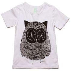 Minti Night Owl Tee