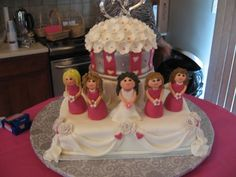Bridal Shower Cake - option