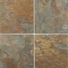 Mannington Resilient Ardesia Color Arabian Night For As Realistic Of Real Slate Look Possible Without The Price Natural Stone Installation