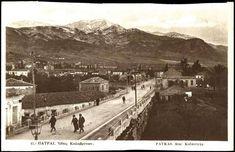 Σπάνιες φωτογραφίες από την Παλιά Πάτρα! | Navi Old Photos, Paris Skyline, Patras, Travel, Antique Photos, Trips, Old Pictures, Vintage Photos, Viajes