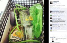Somersby dla Pijaru Koksu #socialmedia #creative #casestudy #bloggers