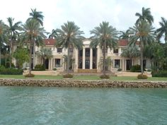 The single most prized property in Miami is owned by The 188th wealthiest men in United Estate the billionaire Phillip Frost and his wife. Mr Frost.