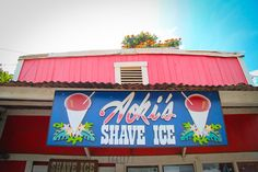 Aoki's Shave Ice