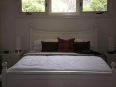 bedroom at d cottage..